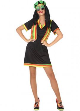 Disfraz de Jamaicana Sexy para mujer