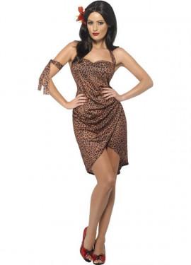 Disfraz de Jane Pin-Up de Tarzán para Mujer