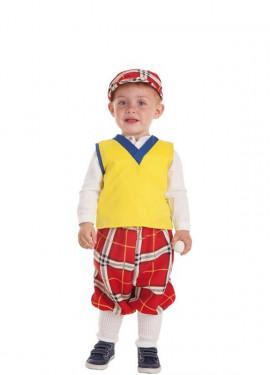 Disfraz de Jugador Golf para bebé