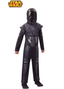Disfraz de K-2SO Classic de Star Wars para niño