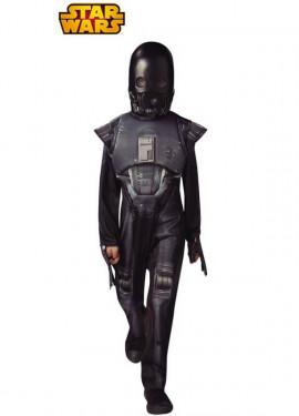 Disfraz de K-2SO Deluxe de Star Wars para niño