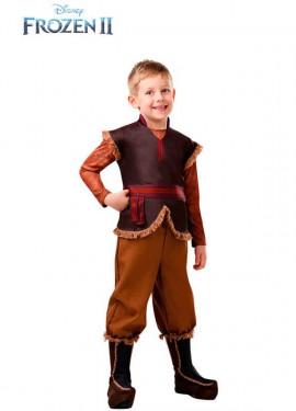 Costume Frozen 2 Kristoff per bambino