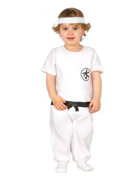 Disfraz de Kung Fu Baby para bebé