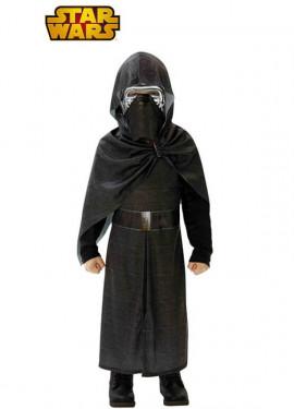 Disfraz de Kylo Ren deluxe de Star Wars VII para niño