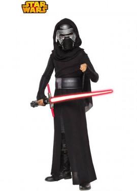 Disfraz de Kylo Ren Premium de Star Wars para niño