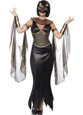 Disfraz de la Diosa Gata Bastet para Mujer