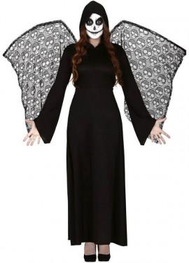 Costume da Morte con ali per donna