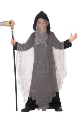 Disfraz de La Muerte para niño