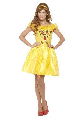 Disfraz de la Princesa Bella para mujer