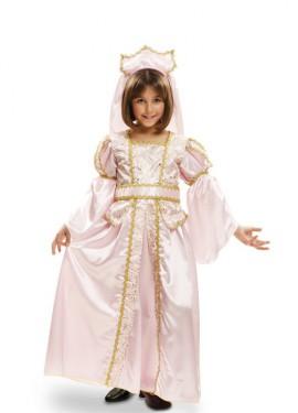 Disfraz de Lady Princesa para niña