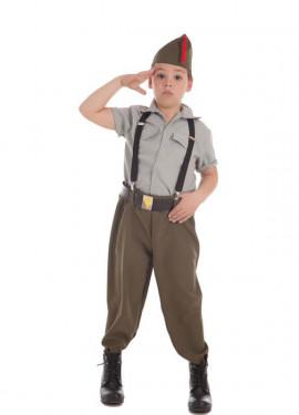Costume da legionario per bambino