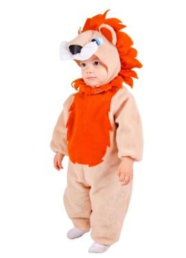 Disfraz de León 18 meses bebé