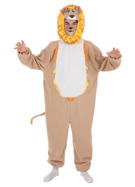 Disfraz de León divertido para hombre