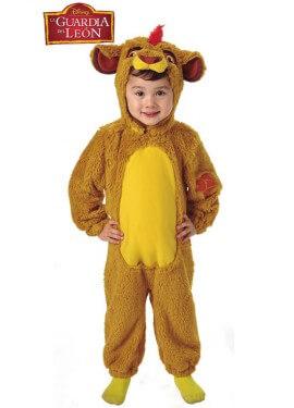 Disfraz de Kion deluxe de La Guardia del León para niño