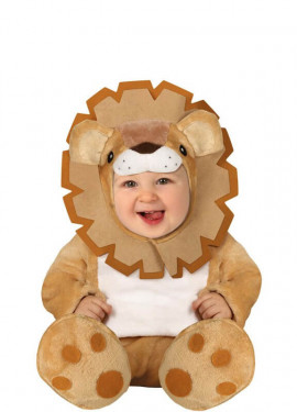 Disfraz de Leoncito para bebé