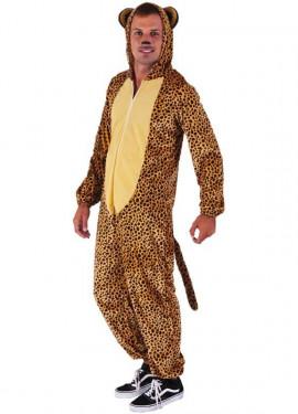 Disfraz de Leopardo para adultos