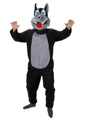 Disfraces para adultos animales mujer p gina 9 for Disfraz de lobo feroz