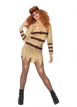 Déguisement de Folle pour femmes Halloween