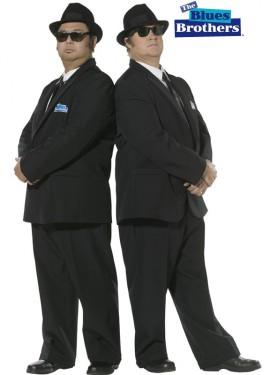 Disfraz de los Blues Brothers para hombre