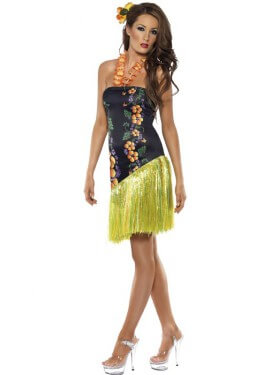 Vestidos para fiesta jaguayana