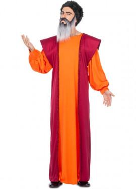 Costume da maestro buddista per uomo