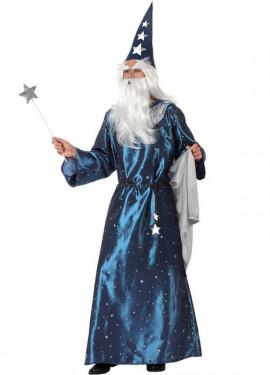 Disfraz de Mago de Cuento para hombre