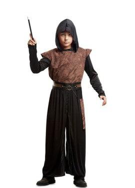 Disfraz de Mago de Las Bestias para niño