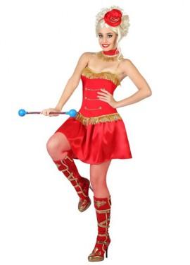 Disfraz de Majorette para mujeres