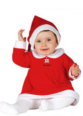 Disfraz de Mamá Noel Baby para bebé