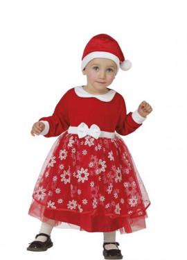 Disfraz de Mamá Noel para bebés