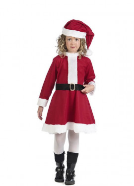 Disfraces De Mamá Noel Para Navidad Niños
