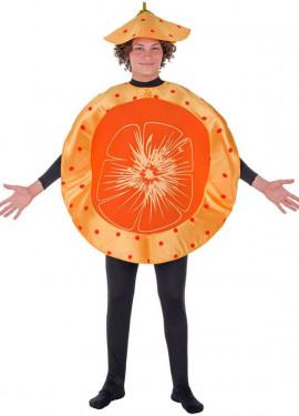 Déguisement de Mandarine pour adultes