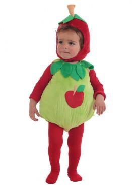 Disfraz de Manzana para bebé