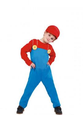 Costume da macchinista per bambini