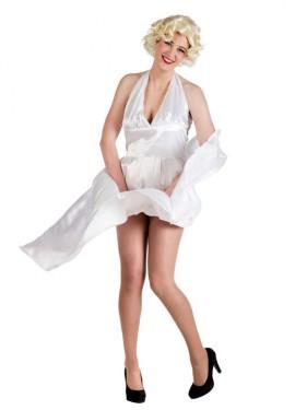 Disfraz de Marilyn legends para mujer