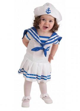 Disfraz de Marinera para bebé
