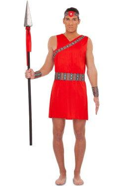 Disfraz de Masai para hombre