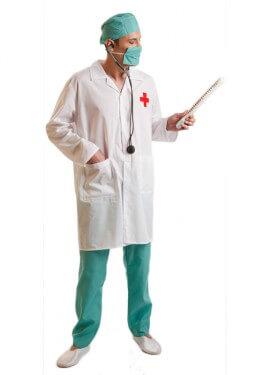 Disfraz de Médico cirujano para hombres