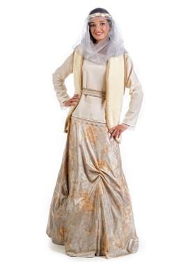 Déguisement Médiéval Aurèle pour femme