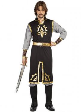 Disfraz de Medieval Carta para hombre