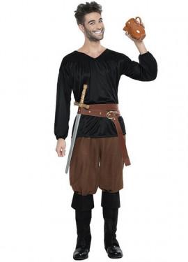 Disfraz de Medieval para hombre