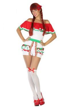 Disfraz de Mexicana Sexy para mujer