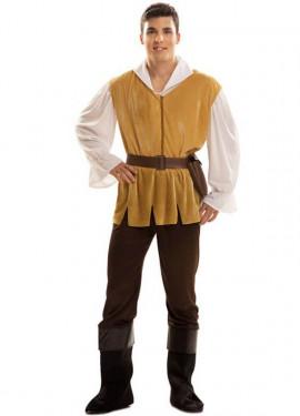 Costume da locandiere medievale per uomo taglia ml
