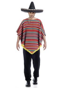 Disfraz de Mexicano Pancho para hombre