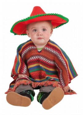 Disfraz de Mexicano para bebé