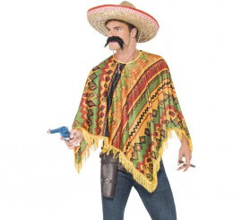 Disfraz de Mexicano para adultos