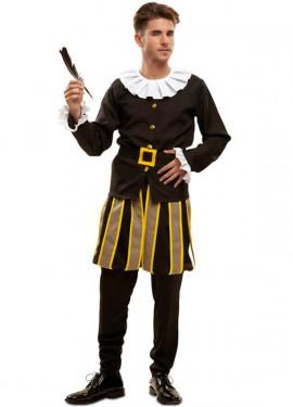 Disfraz de Miguel de Cervantes para hombre
