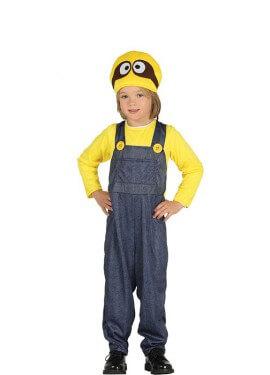Miniero costume per bambini