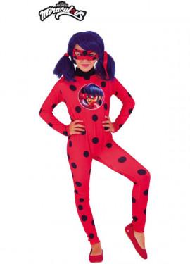Disfraz de Miraculous Ladybug Clásico para niña
