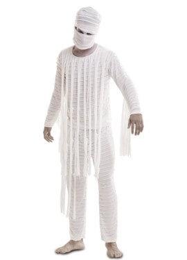 Disfraz de Momia Blanca para hombre